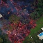 Kilauea Yanardağı harekete geçti