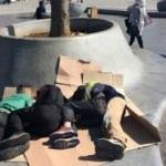 Taksim'de yatan gençlerle ilgili yeni gelişme