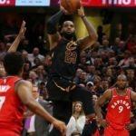 Toronto'yu süpüren Cleveland finalde!