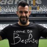 Ünlü dönerciye 'Come to Beşiktaş' davası