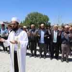 Halkapınar'da şehit Filistinliler için gıyabi cenaze namazı