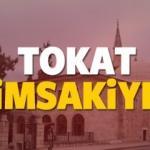 2018 Tokat imsakiye sahur ve iftar vakti! Sabah ve Akşam ezanı saati...