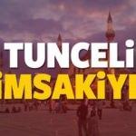 2018 Tunceli imsakiye sahur ve iftar vakti! Sabah ve Akşam ezanı saat...