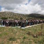 Derbent'te yağmur duası