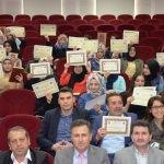 KYK yurtları Osmanlıca yarıştı