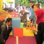 Araban'da TUBİTAK Bilim ve Sanat Şenliği düzenlendi
