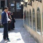 Şeyh Şaban-ı Veli Külliyesi'nde ramazan yoğunluğu
