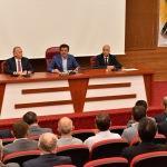 Ekonomi Bakanı Zeybekci Denizli'de