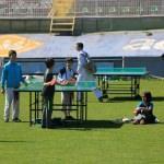 Diyabet ve astım hastası çocuklar spor yaptı