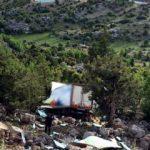 Antalya'da korkunç kaza: 1 ölü