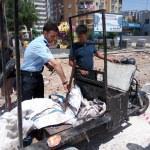 Adana'da fiber optik kablo hırsızlığı iddiası