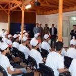 Bismilli başarılı öğrenciler Ankara'da