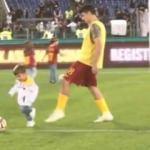 Cengiz Ünder'in takımı Roma'dan rekor kıran video