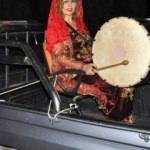 Datça'da Ramazan davuluna hanımeli değdi
