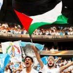 En kritik günde Filistin'i unutmadılar!