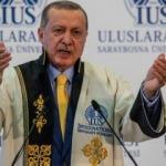 Erdoğan: Eğer dünya onlara teslim olacaksa yandık