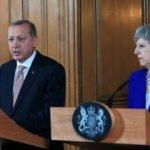 Erdoğan'dan İngiliz muhabire tokat gibi yanıt