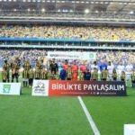 Kadıköy'de gergin anlar: 'Göztepe gol attı!'