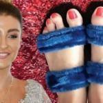 Özge Ulusoy: Ayak parmaklarımı çok seviyorum