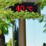 Termometreler bile eridi! 40 dereceyi gördü...