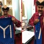 Maduro, Diriliş Ertuğrul'un hayranı çıktı!