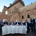 Bursa ile Doğubayazıt arasında kardeşlik protokolü
