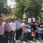 İsrail'in Gazze'deki katliamına tepkiler