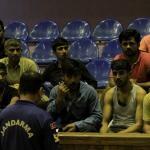 Muğla'da 126 kaçak göçmen yakalandı