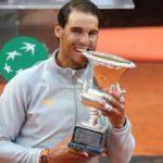 Rafael Nadal rekor için Fransa'da