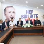 AK Parti Sakarya milletvekili adayları tanıtıldı