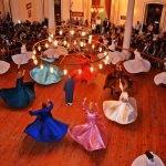 Gelibolu Mevlevihanesi'nde iftar