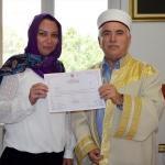 Avustralyalı Sonia Müslüman oldu