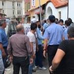 Seyyar satıcı-zabıta tartışmasını polis yatıştırdı