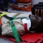 Cibutili öğrenci Karabük'te ölümden döndü