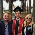 Arzu Sabancı'dan mezuniyet paylaşımı