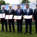 Bursaspor'dan Türk sporuna devrim gibi yatırım