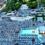 Taksim Meydanı'nda Birlik Sofrası kuruldu