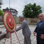 Atatürk'ün Kavak ilçesine gelişinin 99. yıl dönümü