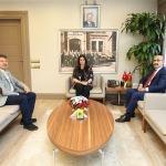 Bakan Sarıeroğlu Adana'da kent yöneticileriyle buluştu
