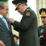 Azerbaycan'dan gururlandıran madalya