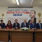AK Parti milletvekili adaylarıyla ilk toplantı