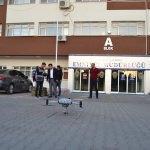 """Aksaray'da drone"""" destekli uyuşturucu operasyonu"""
