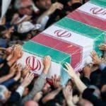İran'da 'Şehitler ölmez vatan bölünmez' sloganı!