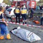İstanbul Habipler'de feci kaza: 3 kişi öldü