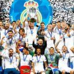 Şampiyonlar Ligi şampiyonu Real Madrid