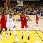 Warriors seriyi son maça taşıdı