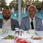 Bafra Belediyesinden iftar yemeği