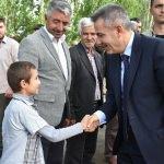 Vali Elban, Patnos'ta orucunu açtı