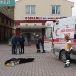 Konya'da bir kişi otoparkta ölü bulundu