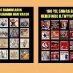 100 yıl önce Abdülhamid, 100 yıl sonra Erdoğan